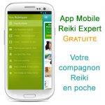 Téléchargez l'Application Mobile Gratuite Reiki Expert